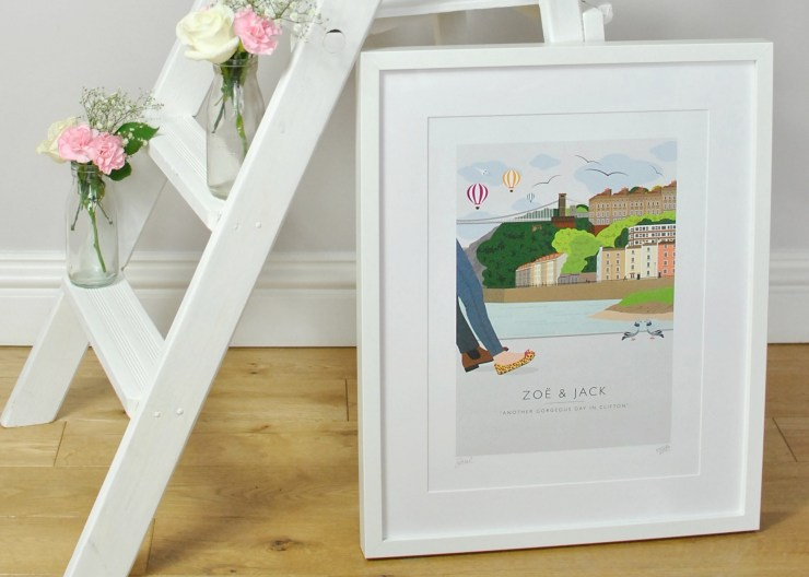 It Was Made For Me Clifton Print