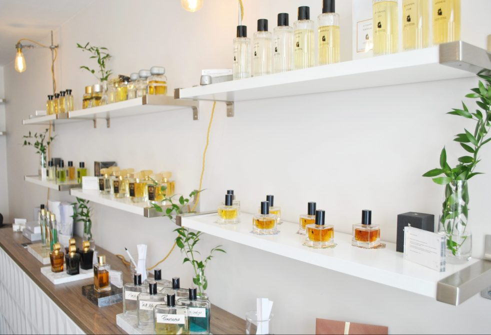 A Luxury Fragrance Experience At Shy Mimosa Perfumery 14