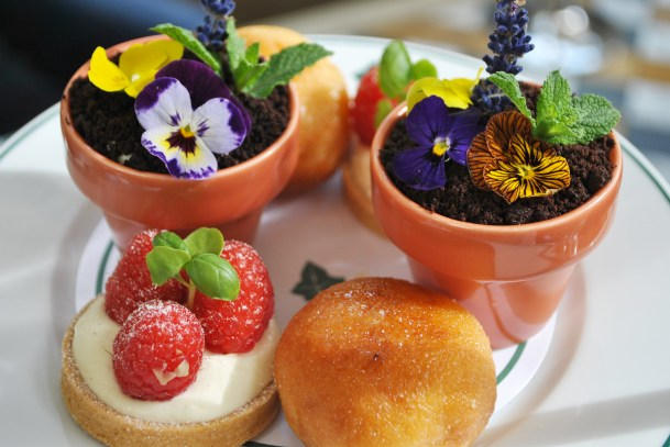 Summer Afternoon Tea At The Ivy Clifton Brasserie 3