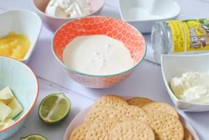 Gin cheesecake  recipe