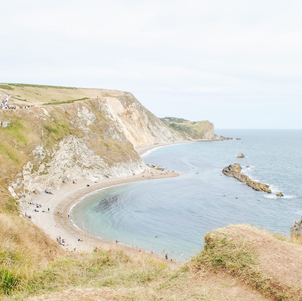 Blonde Wanderlust • A Weekend On The Jurassic Coast, Dorset 2