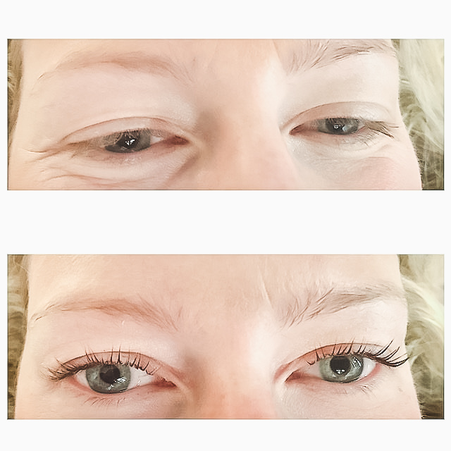 LVL Eyelash Lift At Saks Bristol 6