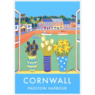 vintage-style-seaside-travel-poster-by-joanne-short-of-padstow-harbour-cornwall