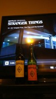 Tying it together and the pic is a little strange. I've seen stranger things...