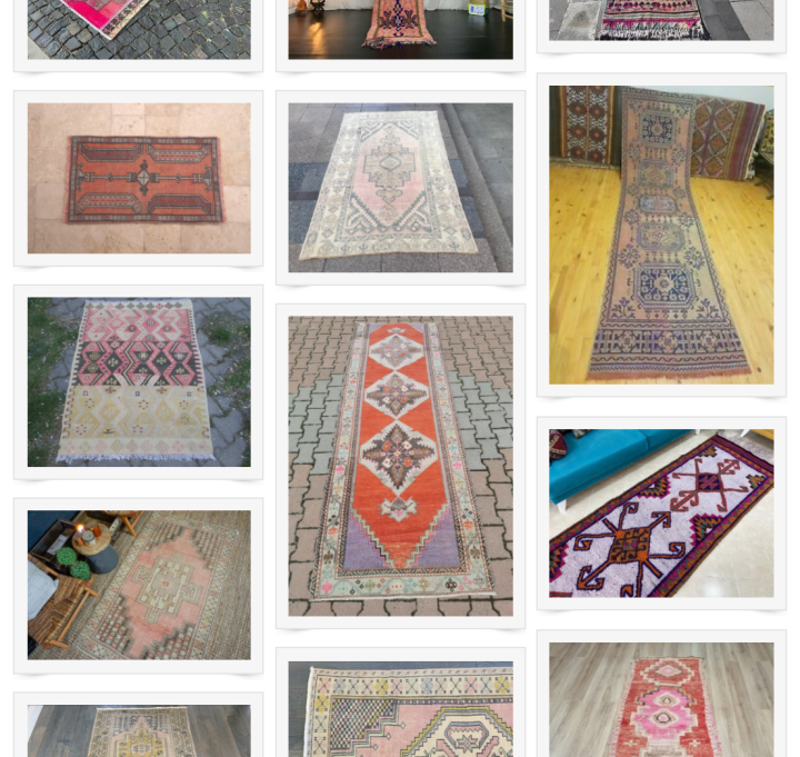 15 Pink Vintage Rugs Someone Needs to Buy