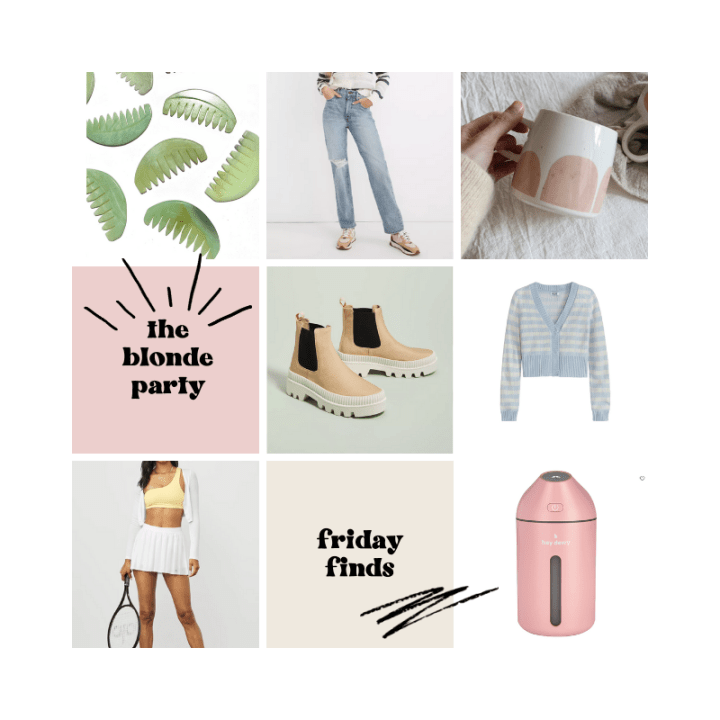Friday Finds (8/13/21)