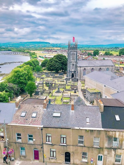 Limerick City views