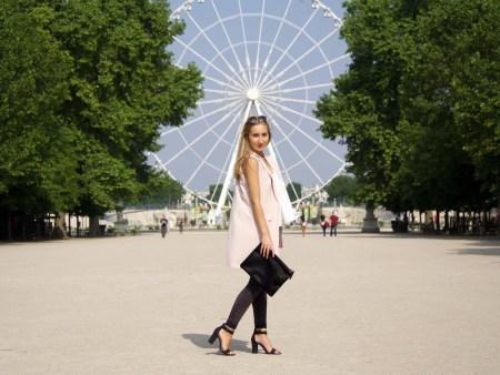 Shooting Oceane Jardin des tuileries-14