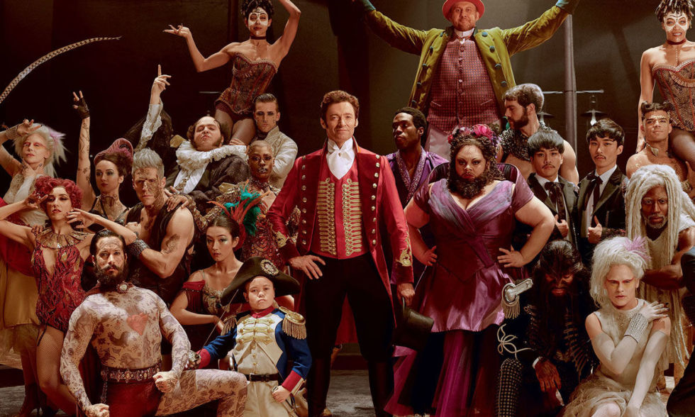 The Greatest Showman, film de l'année?