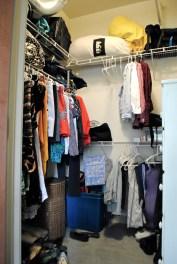 Walk-in closet of wonder.