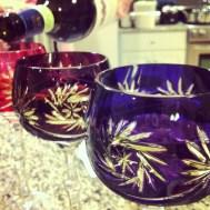 ...wine.