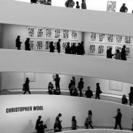 Christopher Wool at the Guggenheim