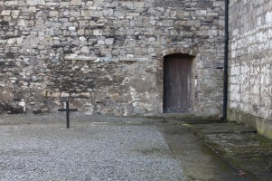 The Stonebreaker's Yard, where the men of the Easter Rising were executed.