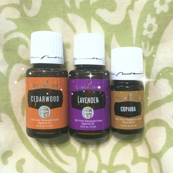 Bedtime Recipe with Essential Oils | The Blooming Carrot
