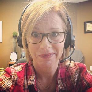 Kelli Jones Tea Tree Podcast | The Blooming Carrot