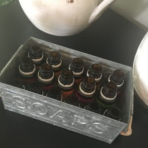 Reuse Empty Essential Oil Bottles | The Blooming Carrot