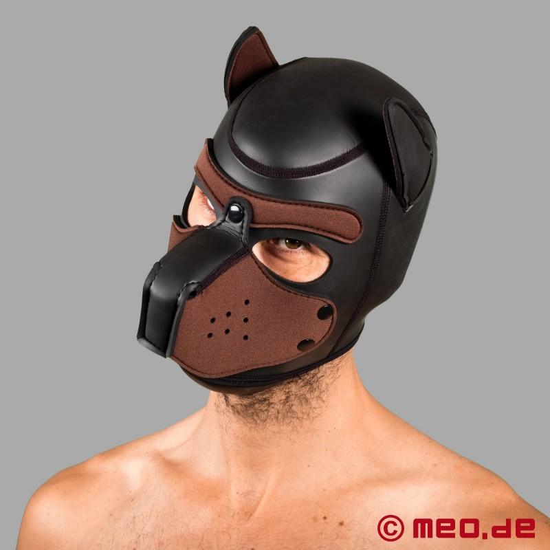 bad-puppy-hundemaske-aus-neopren-schwarz-braun-ref-1651-00