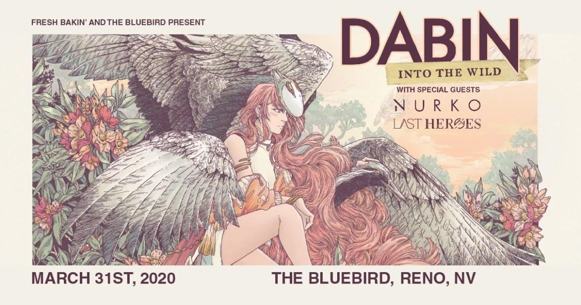 Dabin - Into The Wild Tour - Reno