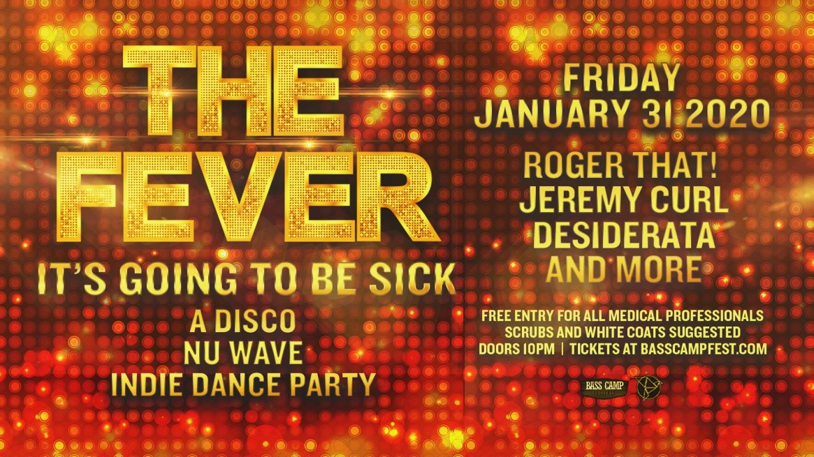 The Fever Disco Party