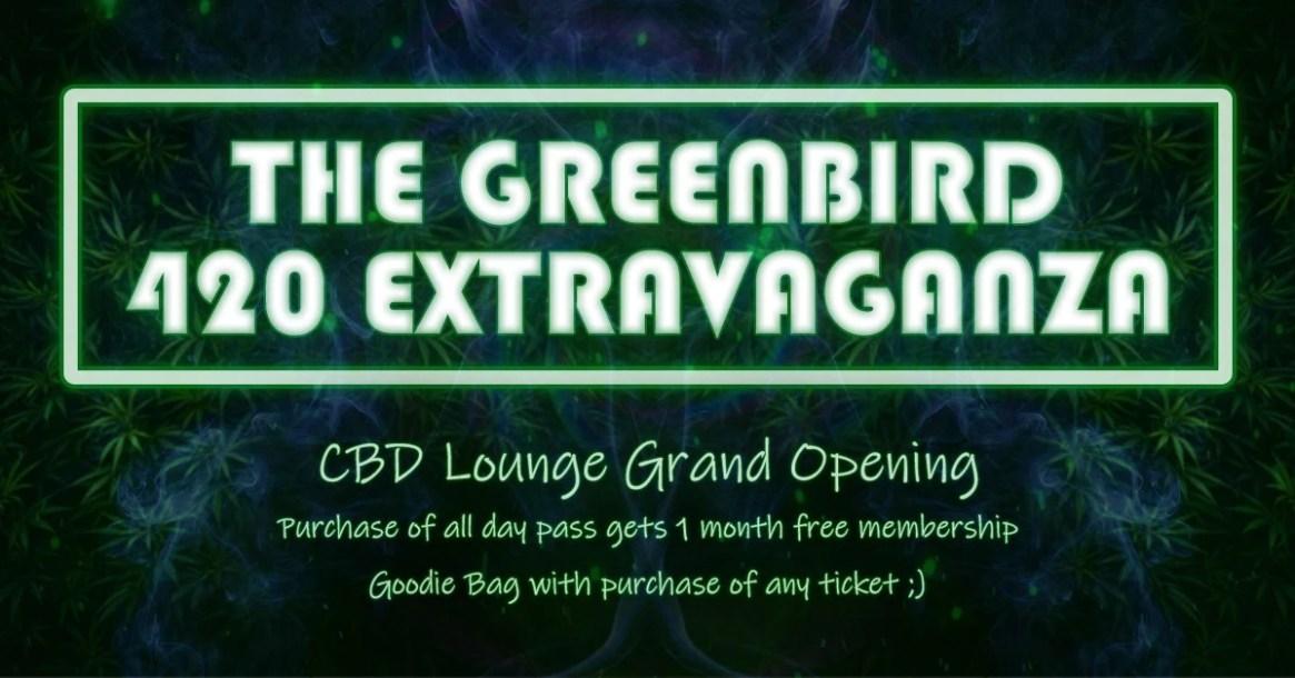 The Bluebird Reno NV 420 Extravaganza