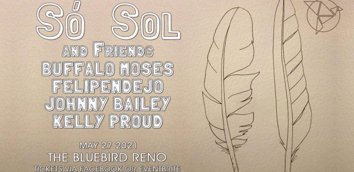 So Sol Buffalo Moses Felipendejo Johnny Baily