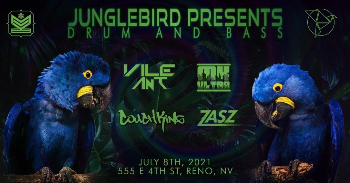 DnB Night @ The Bluebird Reno