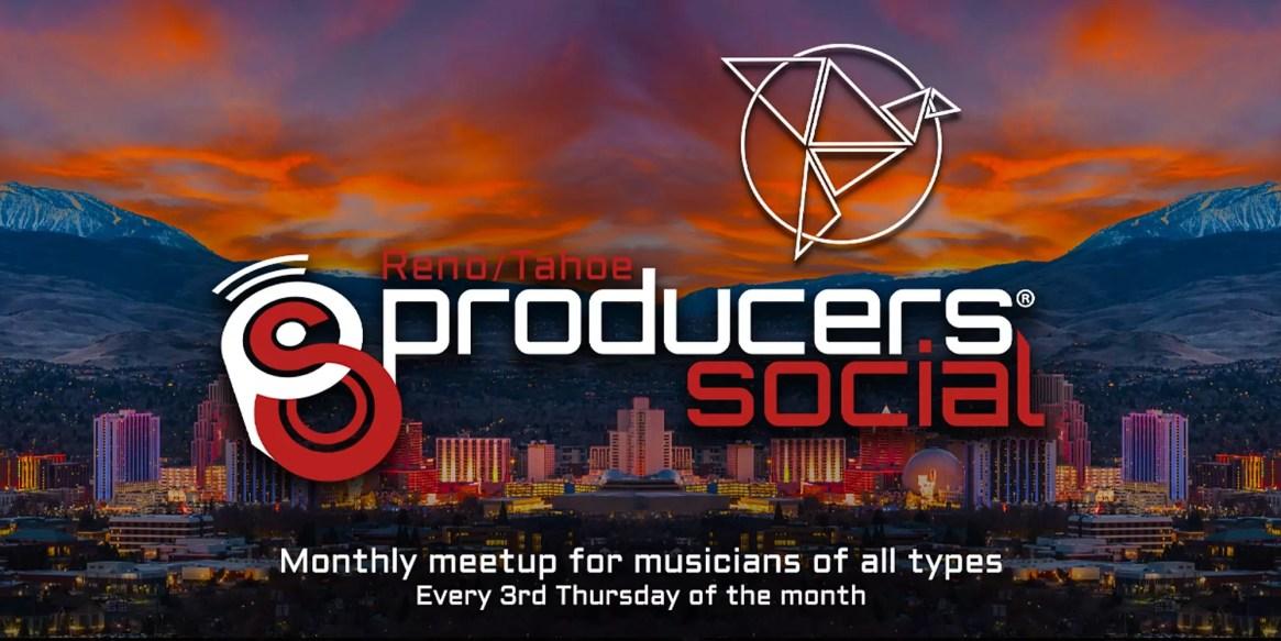 The Reno Tahoe Producers Social The Bluebird