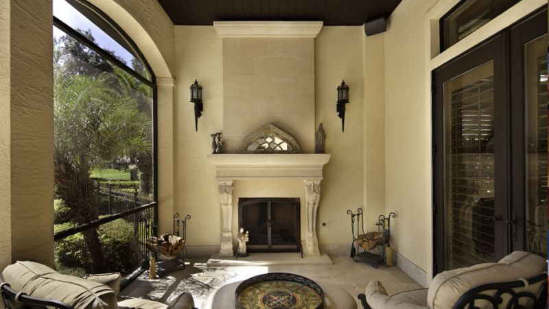 Fireplace Appealing Isokern Fireplace For Interior And Outdoor Capo Fireside - Video & Image Gallery | Proview