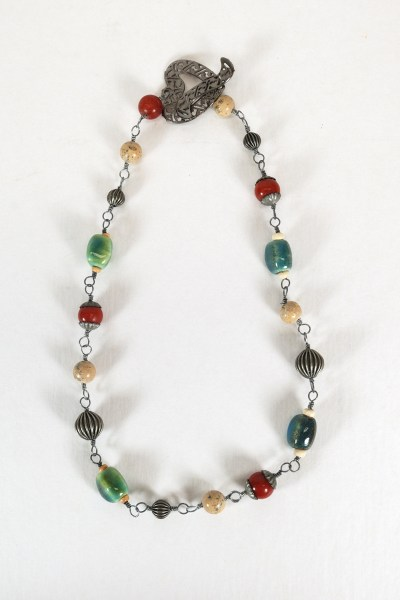 Do Over Challenge necklace that will be deconstructed.