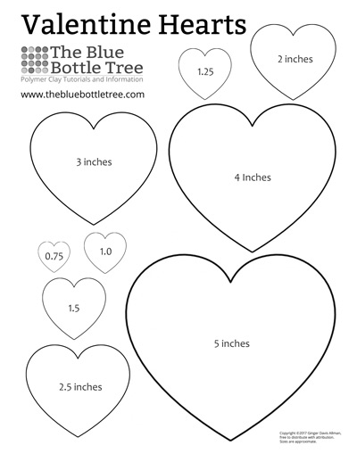 valentine hearts printable, come to site for full res