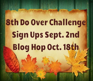 Join the 8th Do Over Challenge