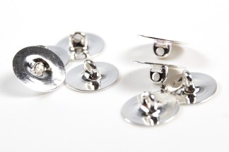 Button backs are a fantastic product that helps you make polymer clay buttons.