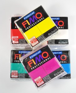 Fimo Professional is one of the best polymer clay brands for caning and all-purpose work. Read more at The Blue Bottle Tree.