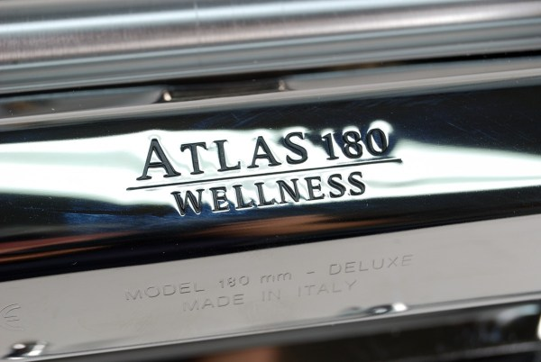 Atlas wellness insignia. The Atlas Wellness is one of the best pasta machines for polymer clay.