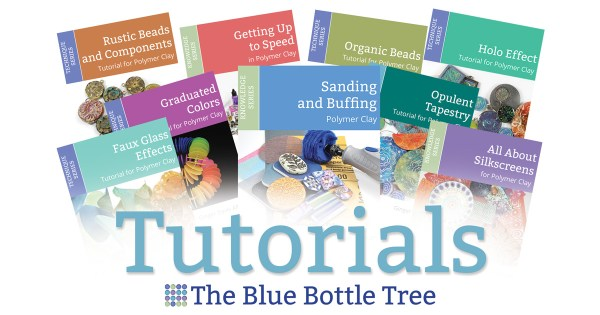 Come to The Blue Bottle Tree to learn about polymer. The website is packed full of polymer clay tutorials, information, reviews, and tips. Don't miss this one!