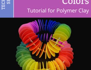 Graduated Color Blend Tutorial for Polymer Clay