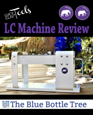 The LC Machine is the innovative new polymer clay rolling and sheeting machine from Lucy Clay Tools. Find out what makes it different in this review.