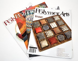 The Polymer Arts is a high-quality polymer clay magazine.
