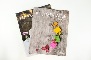 Polymer Week Magazine, a publication by Lucy Tool Company out of the Czech Republic.