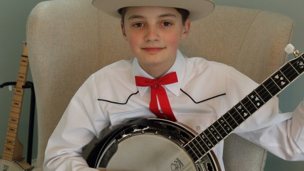 Brannock McCarten talks Bluegrass and Inspiration Outside of bluegrass music, I really enjoy rock music. Queen would have to be my favorite!