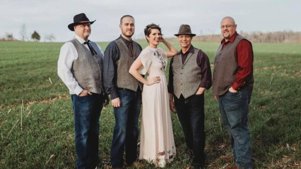 """Wood Family Tradition """"We play the old Osborne Brothers tunes and the like, but at the same time, we want to make our own sound."""""""