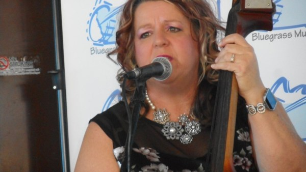 """Lori King – Holding a Bass and Holding Her Own At times, I can be very emotional, and I have written songs that I truly believe came from somewhere inside the struggles and my process of working through all of that."""""""