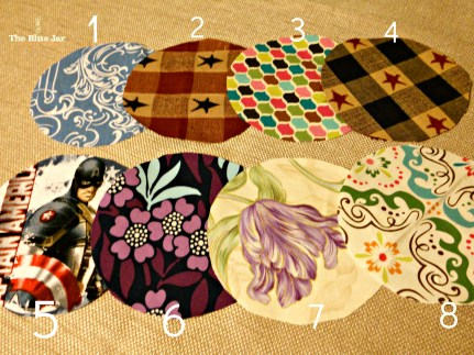 Fabric Toppers
