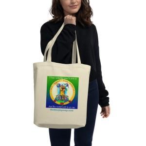organic eco tote bag