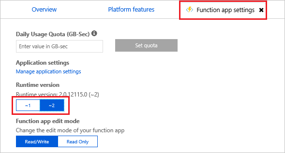 Experimental Languages Support on Azure Function App - The