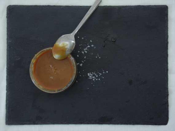 Salted Caramel Sauce