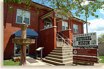 Cherokee Historical Museum