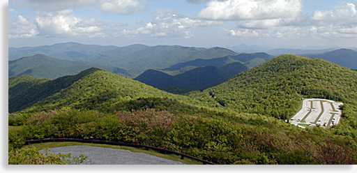 Scenic Drives in Union County Blairsville  Suches Georgia