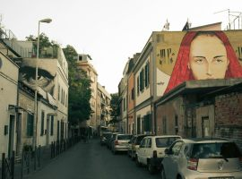 Rome graffiti