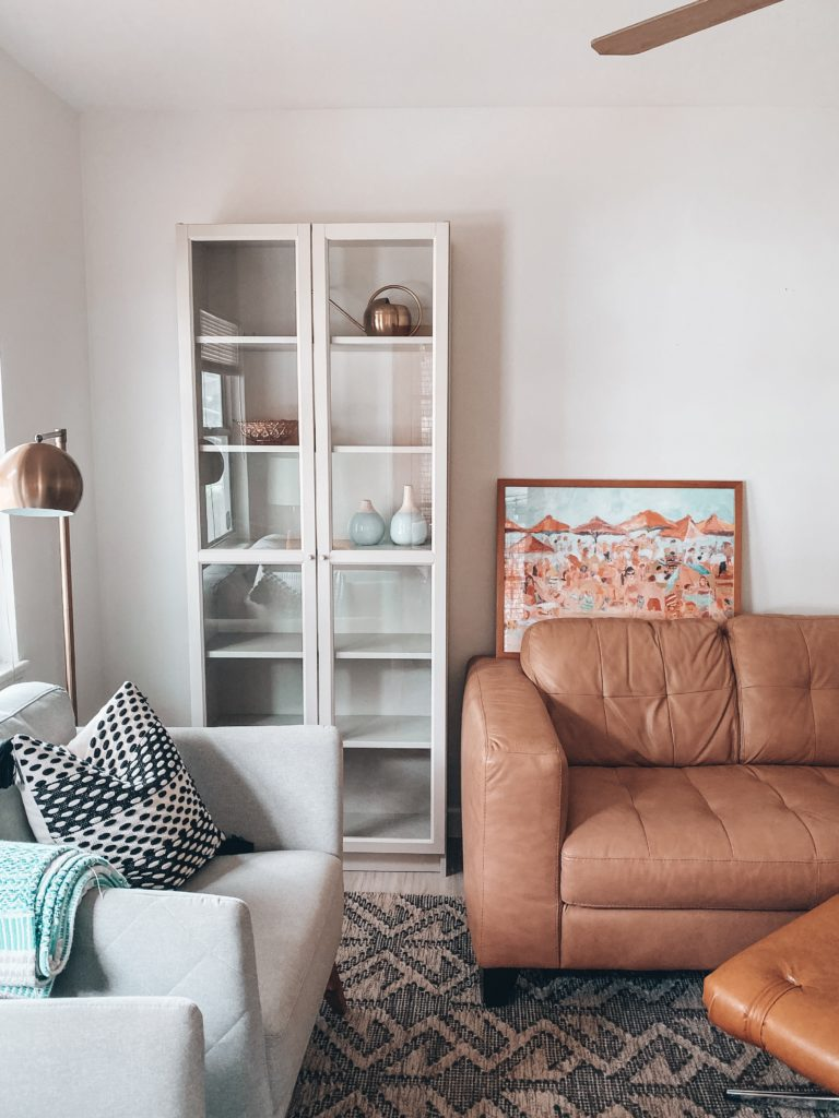 Ikea Billy Bookcase Painting The Living Room And Tips On